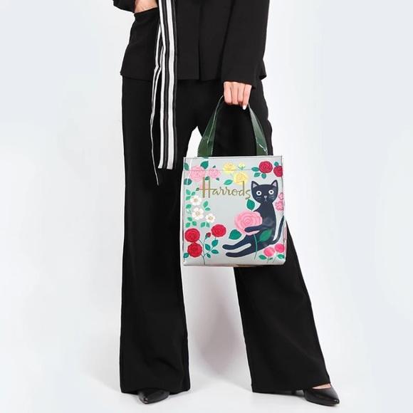 Harrods Handbags - Small Shopper Tote Harrods